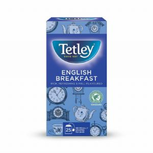 Tetley Herbal Tea - English Breakfast